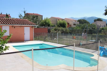 vacation home with pool - Saint-André - 独立屋