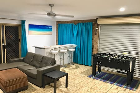 2 rooms available in relaxed share house in Robina - Robina