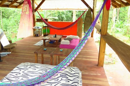 Magical 360 view sleep-experience! - Puerto Viejo - Bed & Breakfast