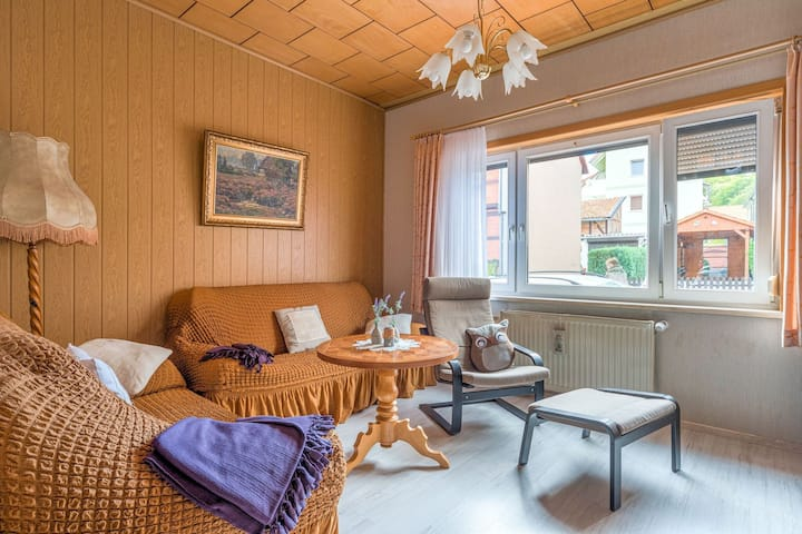 Lovely Apartment in Ilsenburg Harz near Ski Area