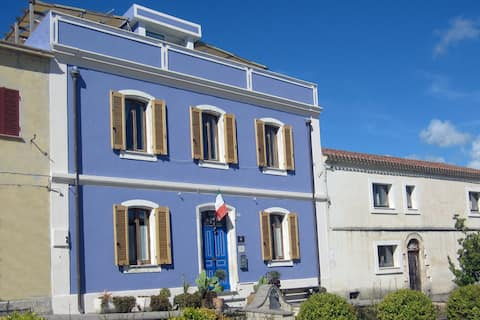 BRANCADORIA B&B-Double room up to 4 beds + kitchen