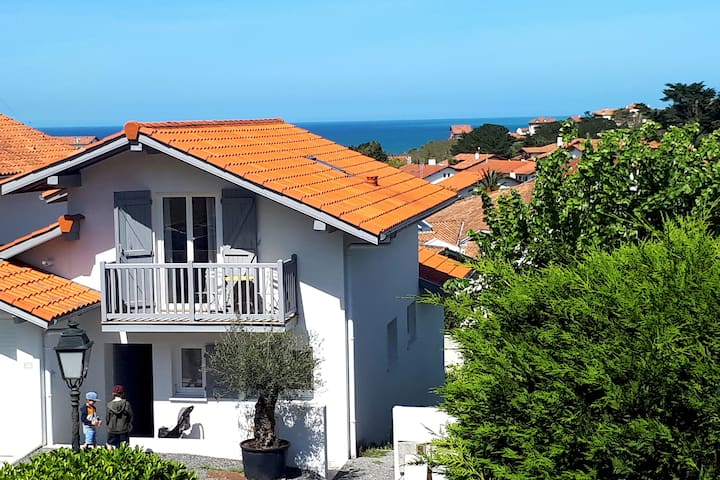 Charming basque house in Guéthary village
