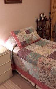 Hermosa habitación con baño privado en Santiago. - Vitacura - Byt