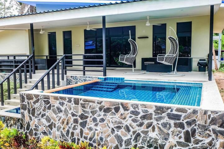Serenity Villa Koh Phangan (Private Pool Villa)
