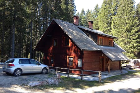 Forest cottage Pokljuka - APP 2 - Zgornje Gorje