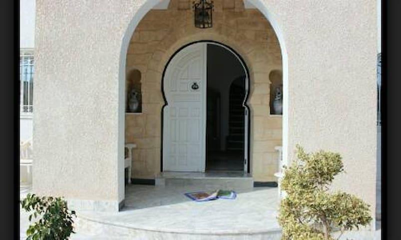 Villa à louer - Hammamet - Huis