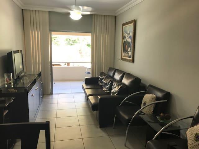 Apartamento completo no centro de Domingos Martins