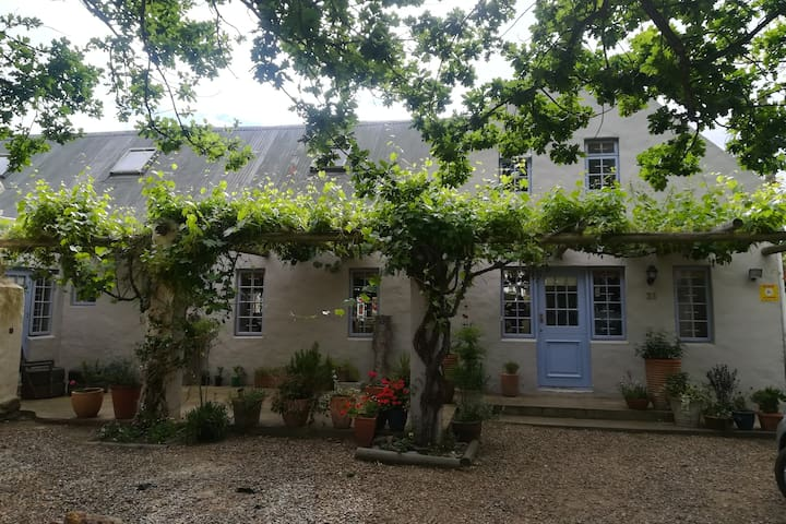 The Vigne Yard in beautiful Greyton, South Africa