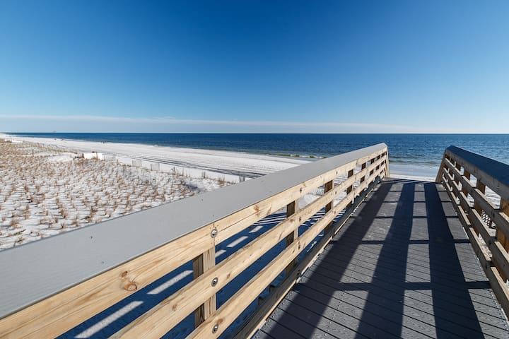 204 Tropical Isle Okaloosa Island - Fort Walton Beach - Condominium