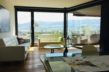 Modern Apartment in centre of Rapperswil
