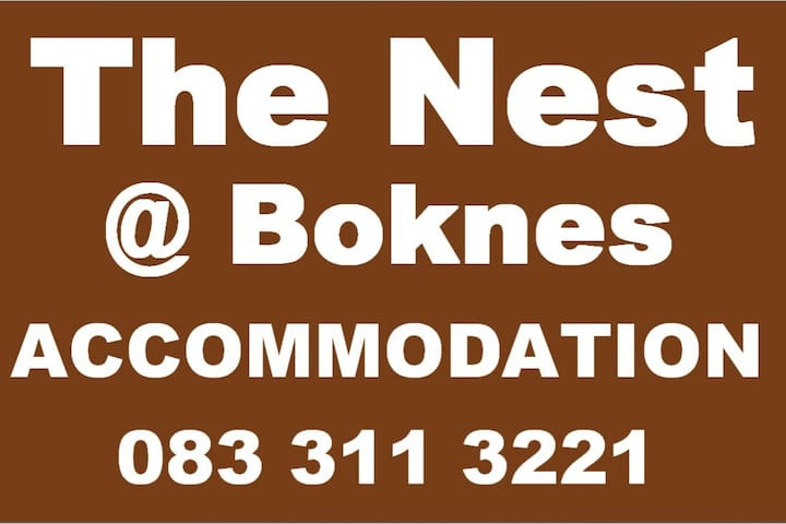 The Nest @ Boknes - Ideal for families and friends