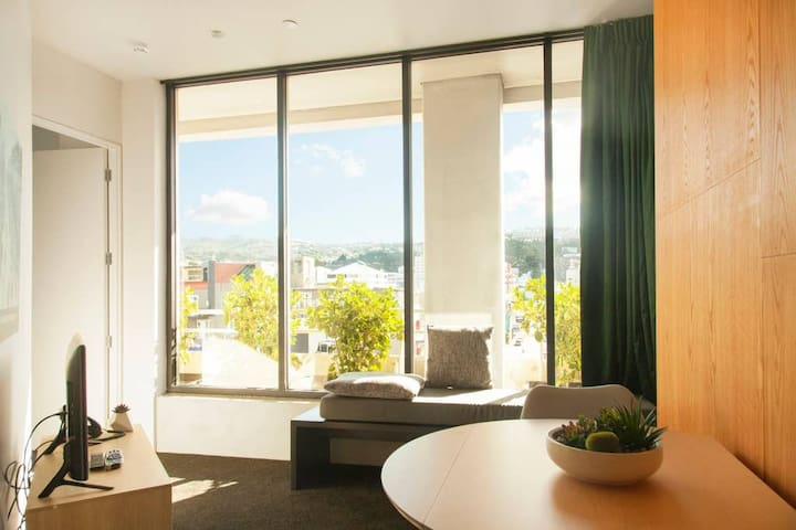 PARK & STAY PACKAGE NEAR TE PAPA MUSEUM
