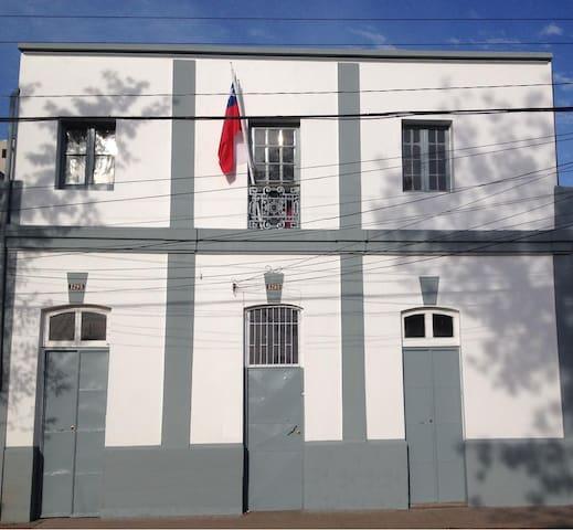 RUKA YUNGAY EN SANTIAGO DE CHILE