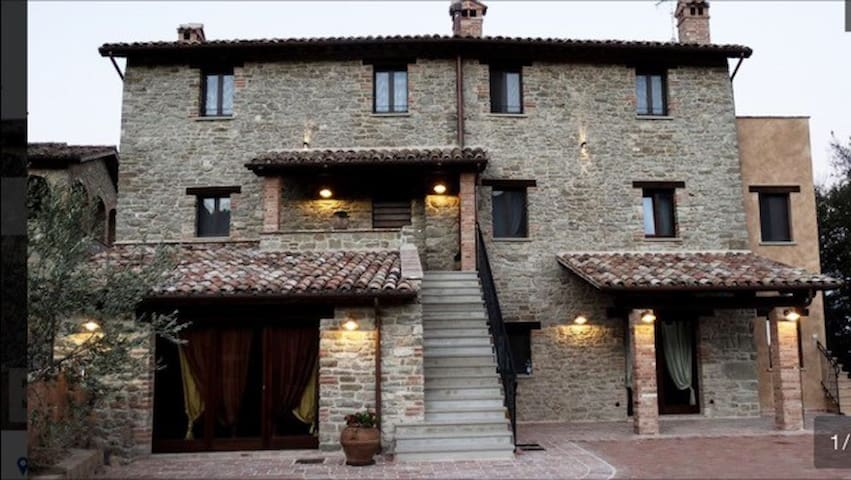 B&B Casa Bracci - Ca' Boso n.2 Pietrarubbia