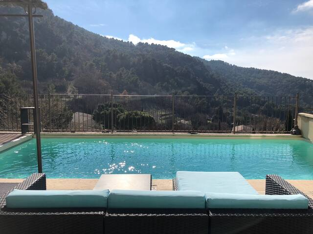 Wonderful place in Provence (Chambre double)
