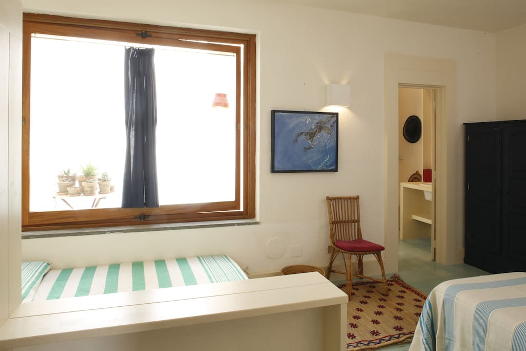 Room Riad overview