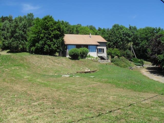 maison au lac d'issarles - Le Lac-d'Issarlès - Ev