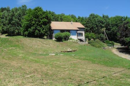 maison au lac d'issarles - Le Lac-d'Issarlès - Dom