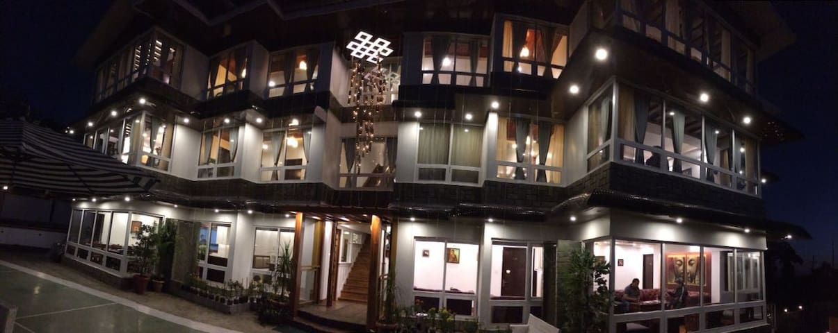 The Yakha Retreat and Spa:Super Deluxe Room - Kalimpong - Hotel ekologiczny