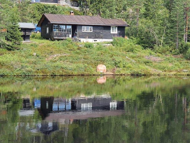 Hytte til leie på Fagerfjell