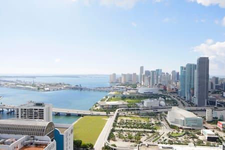 ****PENTHOUSE LUX II**** Free Parking - Miami - Apartment