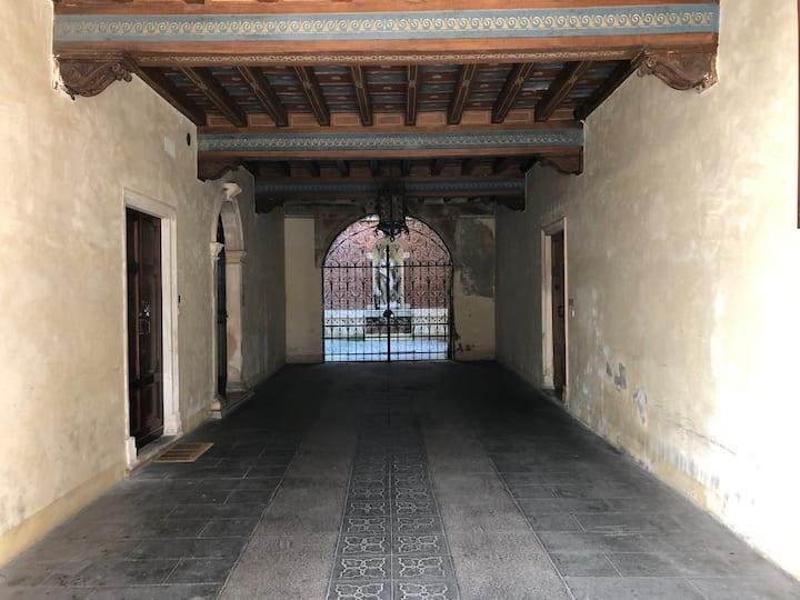 Appartamento nel centro storico di Vicenza