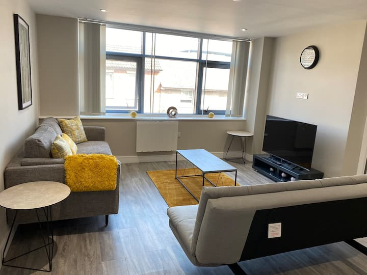 Marie's Serviced Apartment C, 1 Bedroom City Stay
