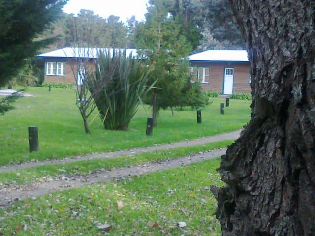 Cabañas Los Arrayanes - Tandil - Tandil - Cabin