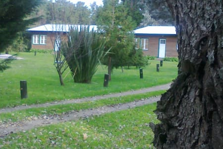 Cabañas Los Arrayanes - Tandil - Tandil - 小屋