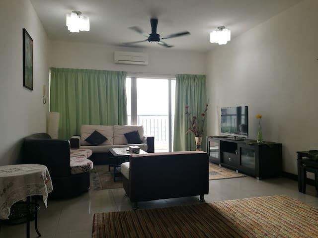 3 Bedrooms Apartment near Ampang Point - Ampang - Apartment