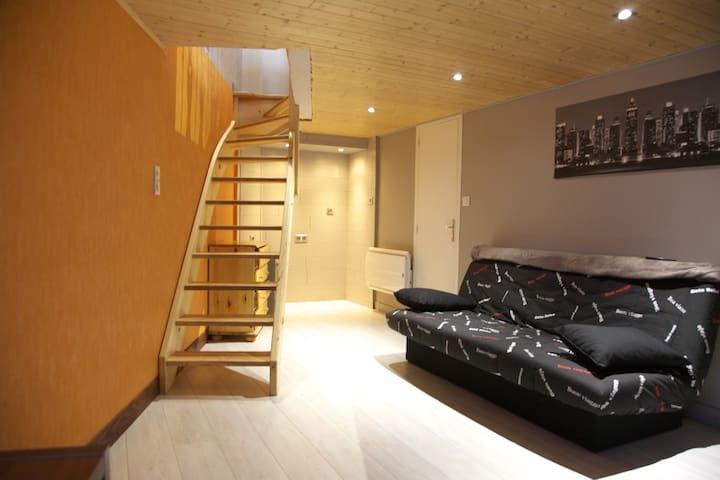 Le Duplex - Métabief - Apartament
