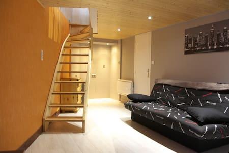 Le Duplex - Métabief - Apartment