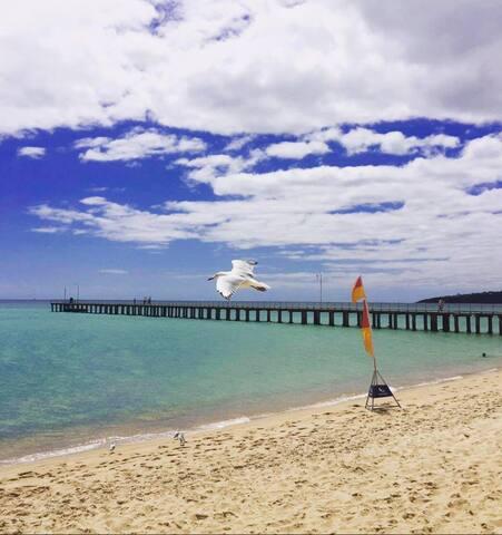 Mornington Peninsula Beach
