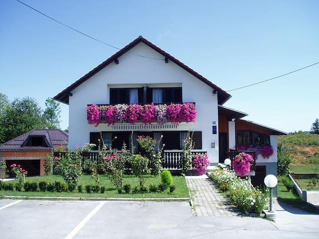 Guest House Borić Family Room