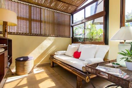 Penthouse Studio with garden - Quezon City - Appartement
