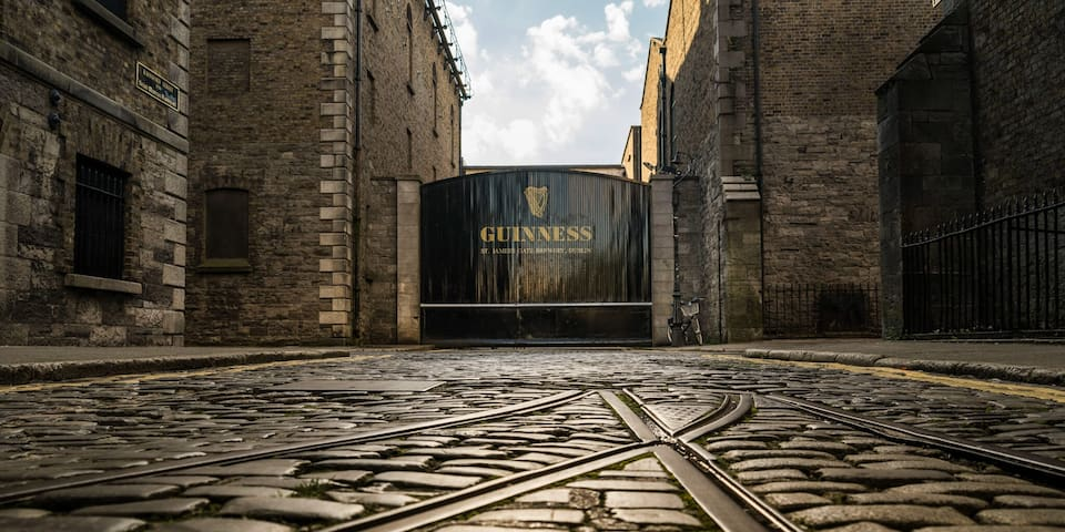 Cozy Private Bedroom @Guinness Storehouse - Dublin - Apartamento