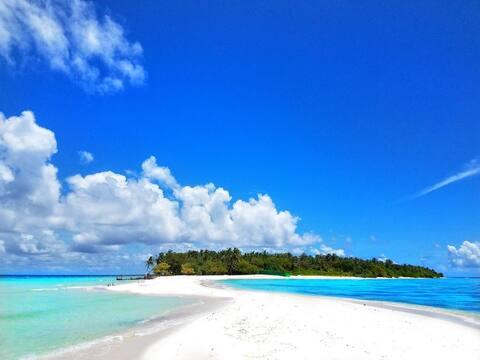 Omadhoo Island Ocean View