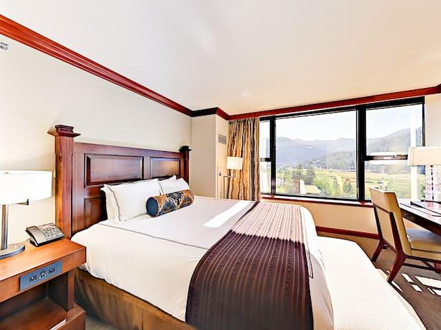 Resort at Squaw Creek - King 1BR w/ Valley Views
