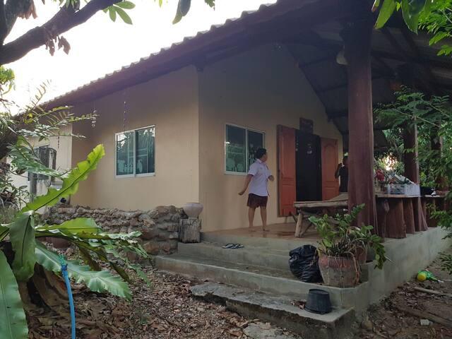 บ้านสวน แอนนี่+อาร์มี