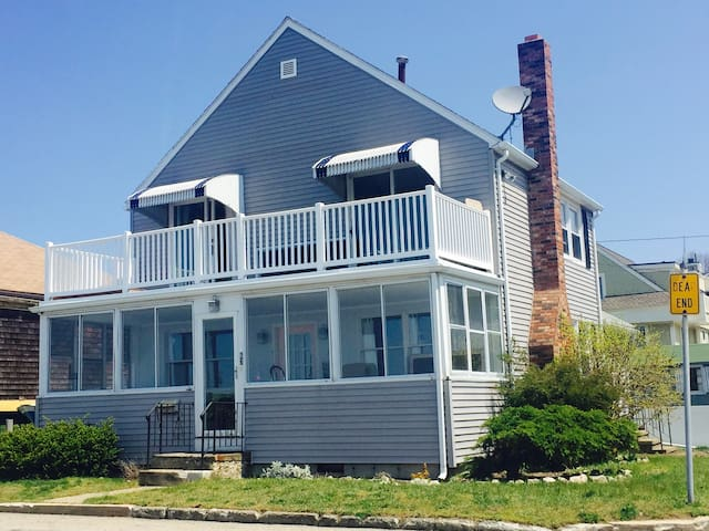 "South Shore Oceanfront Rental-""Paradise"" - Weymouth - Дом"