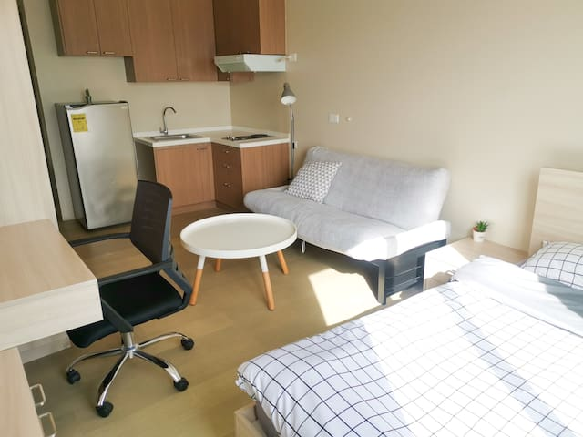 Studio Apartment in IT Park