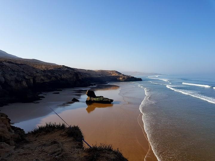 Imsouane TV - La Cabane Du Pêcheur-Agadir-Maroc