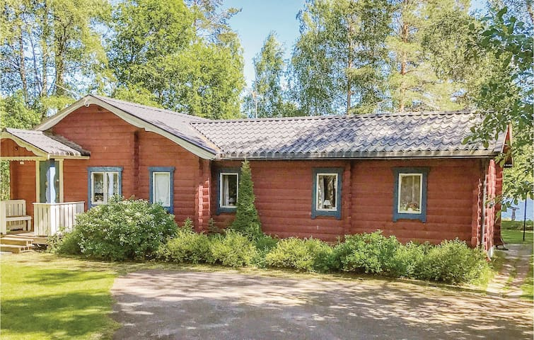 Holiday cottage with 3 bedrooms on 81m² in Idkerberget