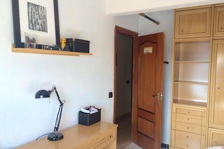 Habitación muy cercana al metro - Alcobendas - Apartment