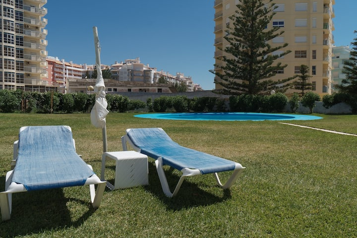Rosin White Apartment, Armaçao de Pera, Algarve