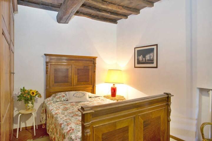 Pozza di Volpaia - Traditional Tuscan House - Volpaia - Villa