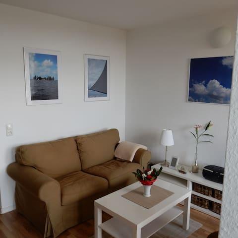 Komfortables Apartment Meerblick Schwimmbad Sauna - Wunstorf - Byt
