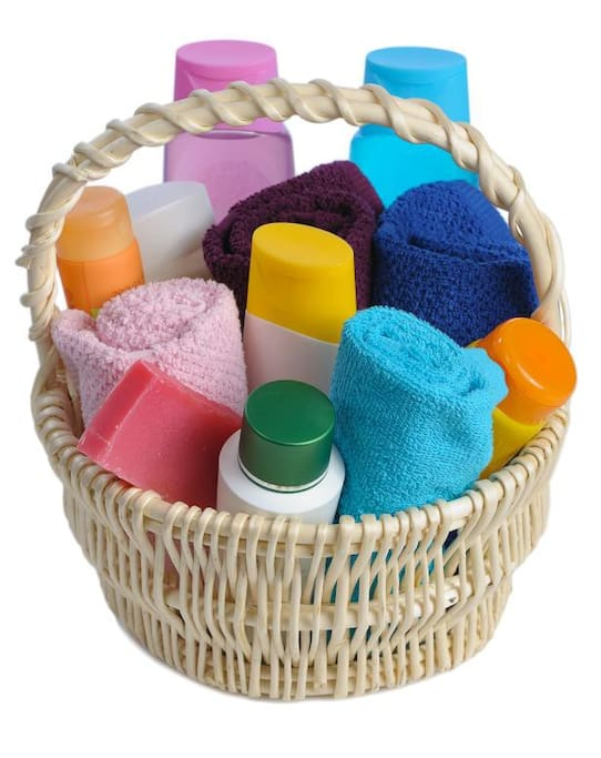 Expect 1 st Class Tolietry Baskets from me because you are all VIP to Me
