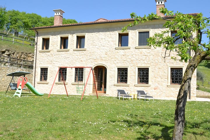 CASALE LA ROCCHETTA - Lonigo - Casa de camp