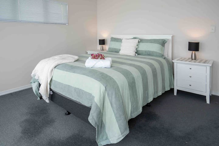 Third Bedroom - King size bed